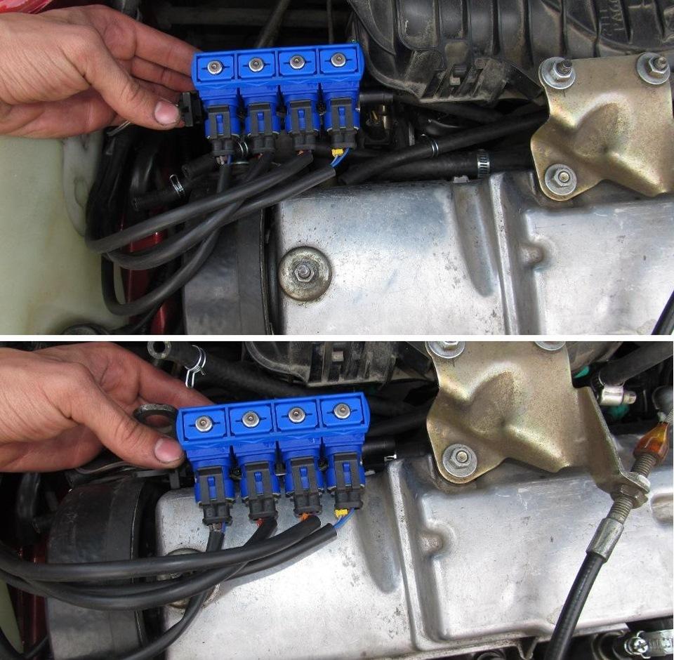 схема сомодельного кабеля для настройки гбо4 дижитроник