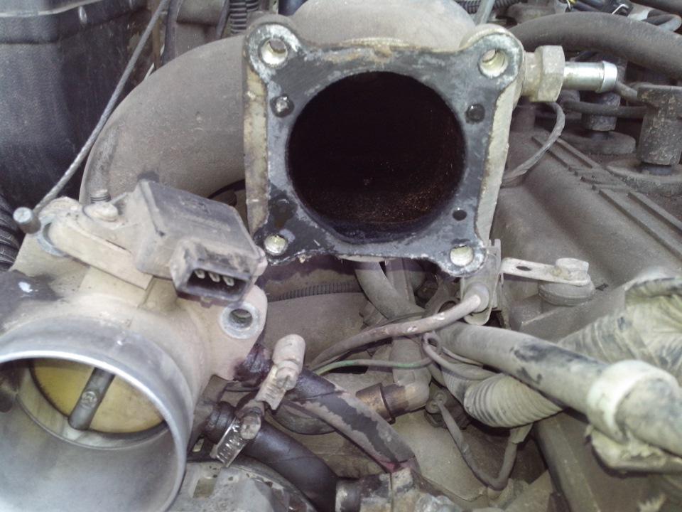 Фото №17 - замена форсунок ВАЗ 2110