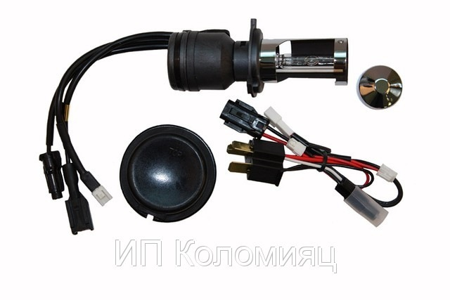 Лампа биксенон H4 MAXLUX 6000k/5000k/4300k/8000k Одно из преимуществ - разд