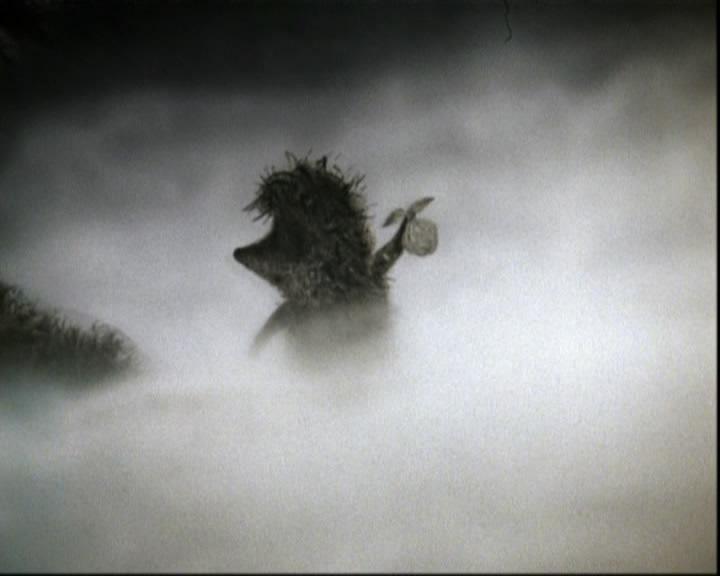 ёжик в тумане с узелком картинки