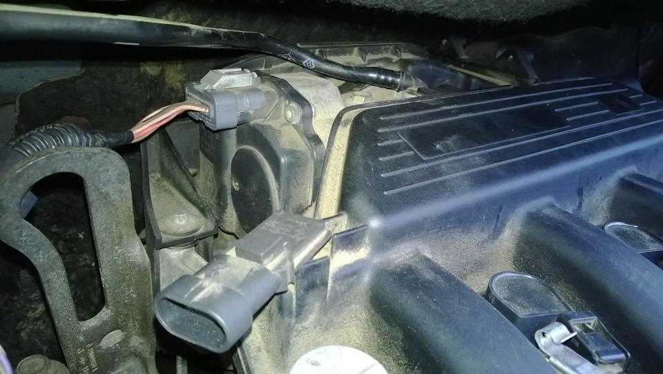 renault дизель не реагирует педаль газа ответ
