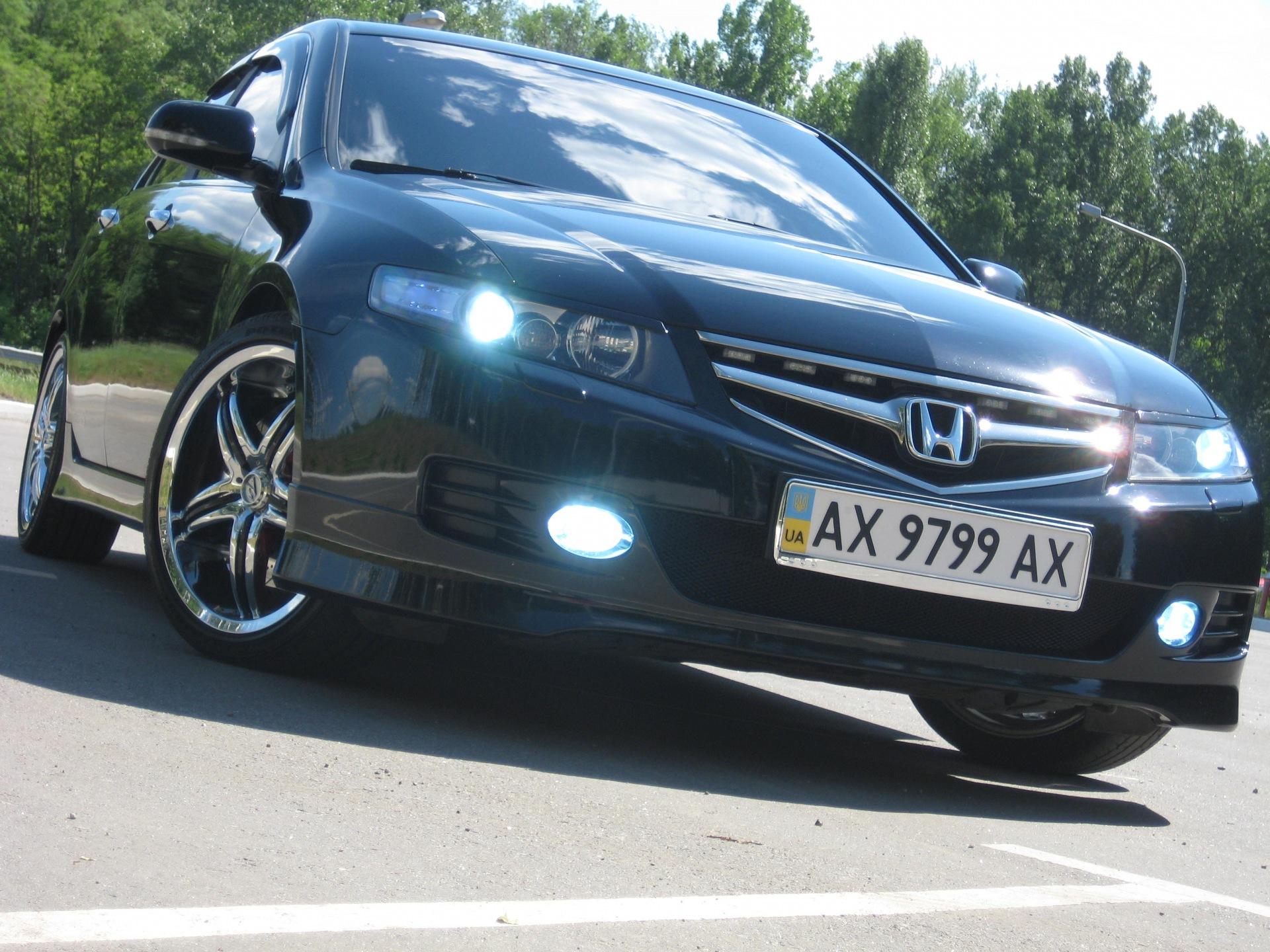 Хонда аккорд 7 фото