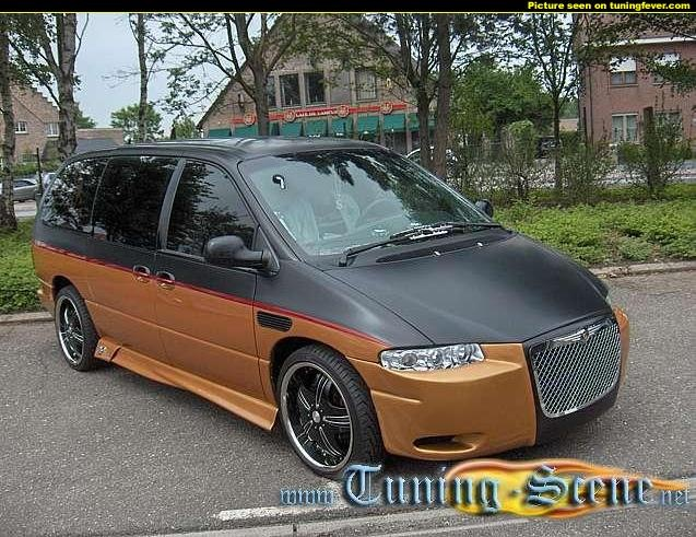 piece tuning chrysler voyager