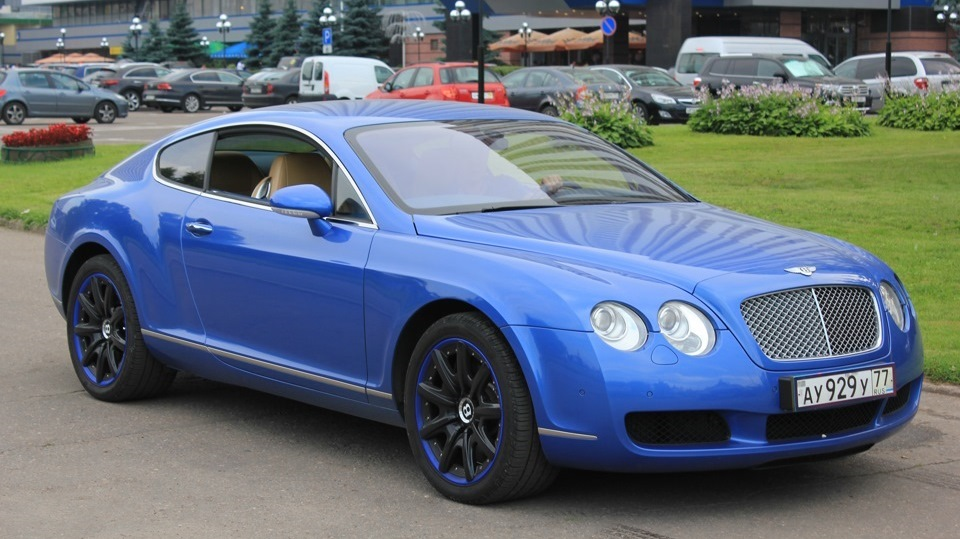 selling bentley continental gt 2004 gasoline automatic. Black Bedroom Furniture Sets. Home Design Ideas