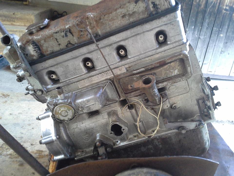 Уаз 469 двигатель 417