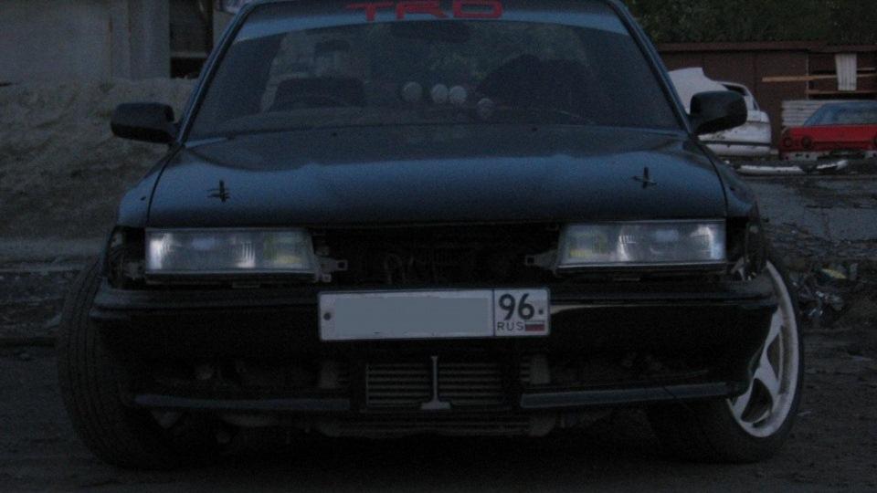 Toyota Mark II 1JZ-GTE VVTi R154 | DRIVE2