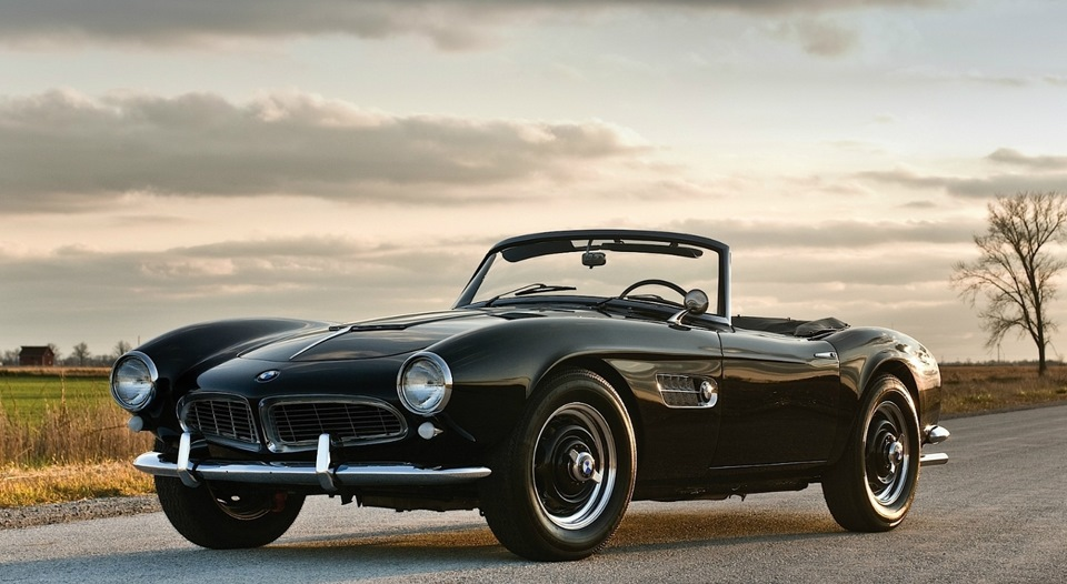 1959 bmw 507 цена