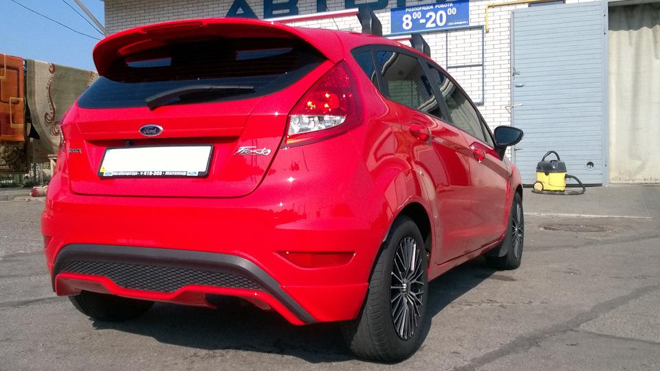 ford fiesta vi 2012 отзывы владельцев