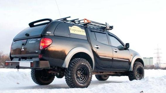 оф-роуд колёса mitsubishi l200