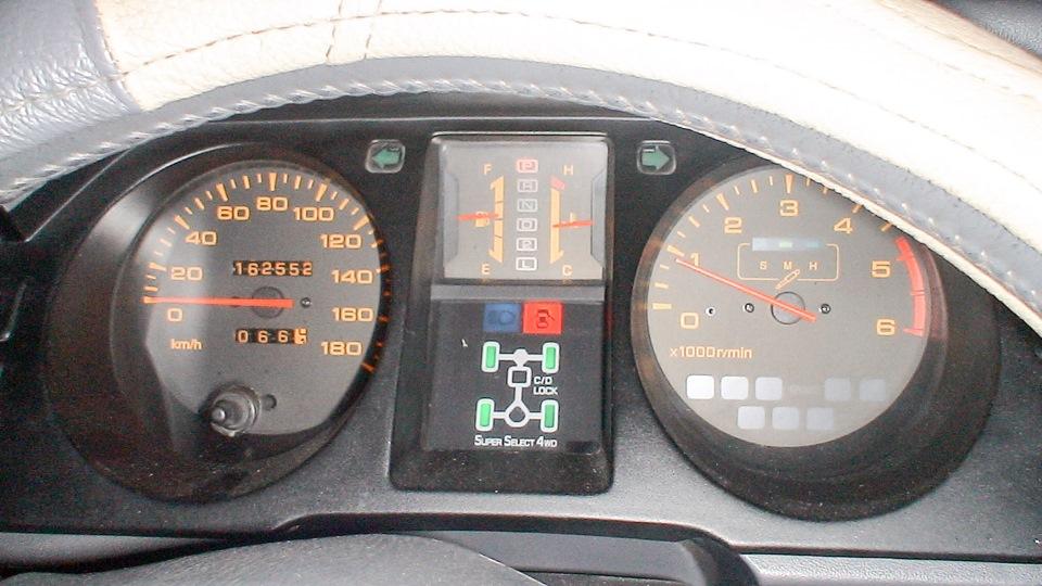 Mitsubishi Pajero 2 8  4M40   DRIVE2