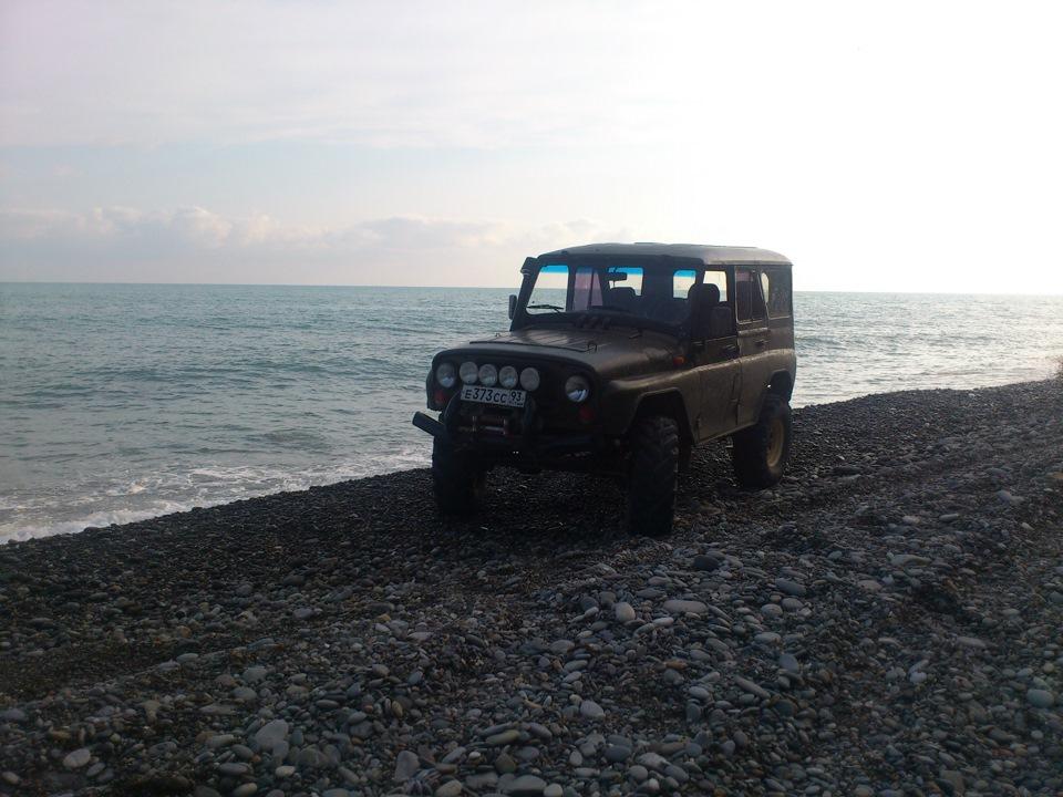 уаз хантер пляж фото отметили естественную
