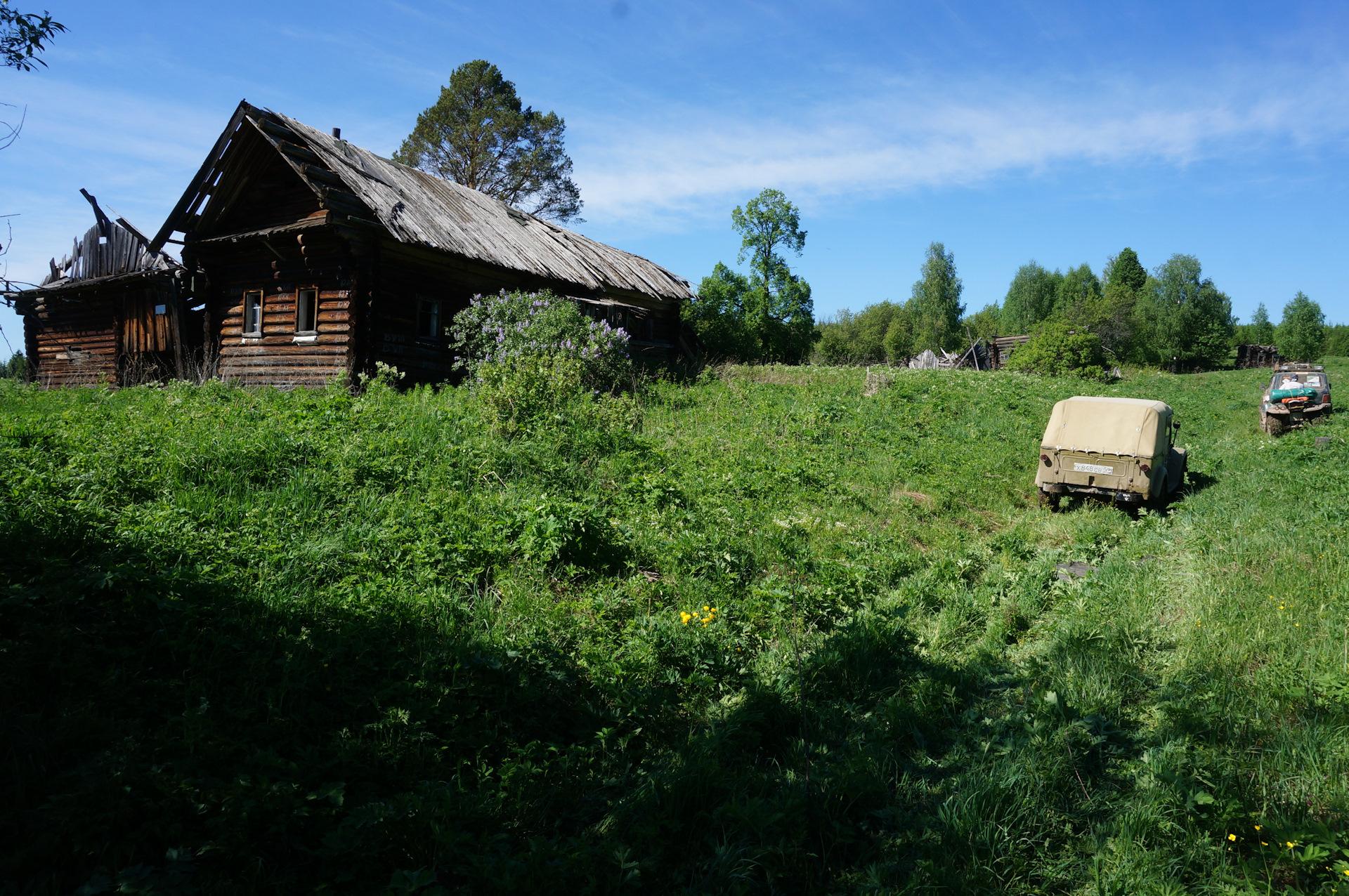 фото деревня моя деревянная дальняя сусликов