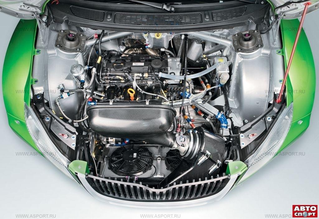 увеличение мощности двигателя 1.6 skoda