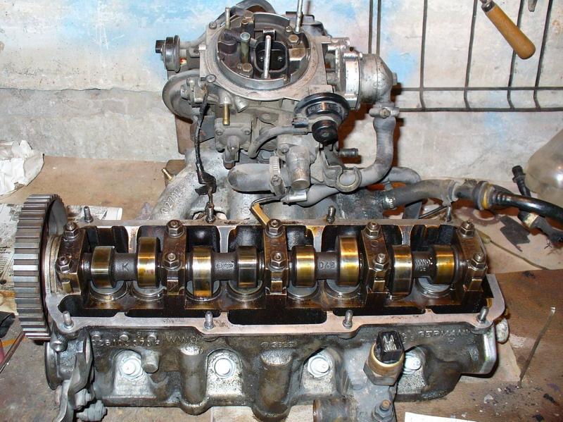 Фото №2 - троит двигатель ВАЗ 2110 инжектор 16 клапанов