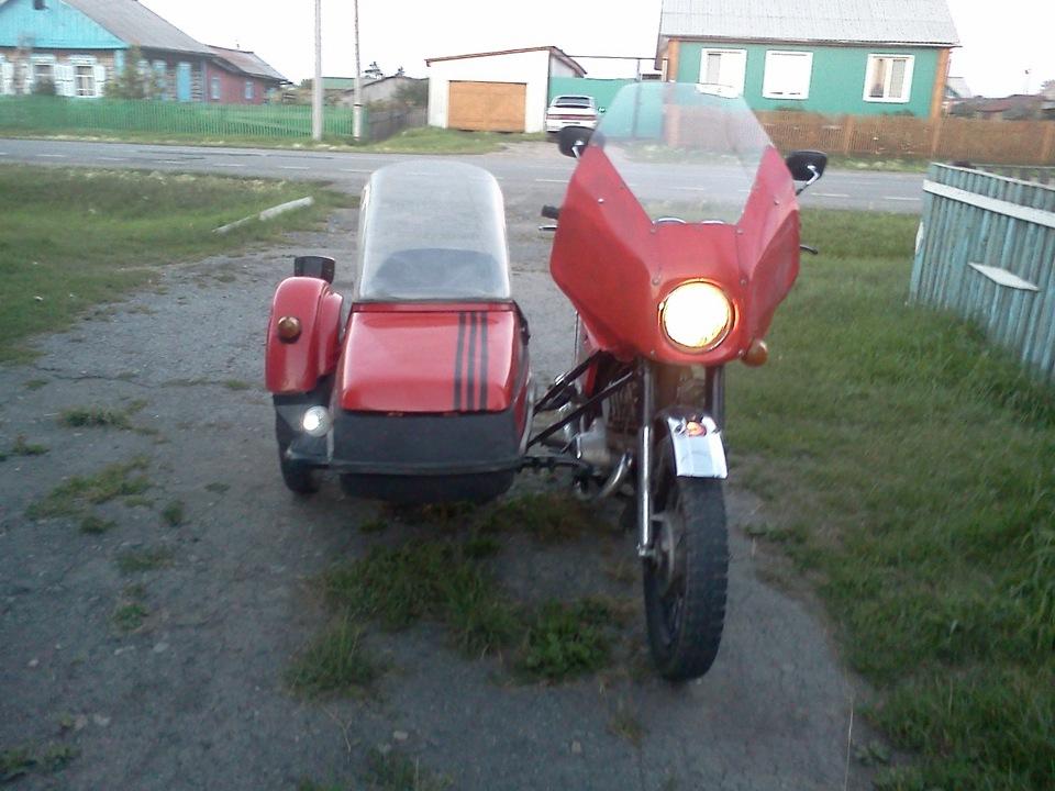 Запчасти для мотоцикла Урал