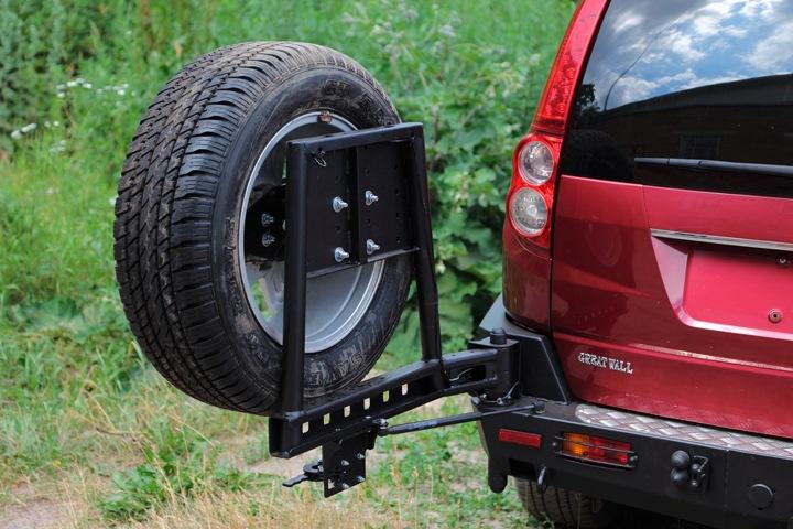 Задний бампер на Hover H2/H3/H5 от OJeep - DRIVE2