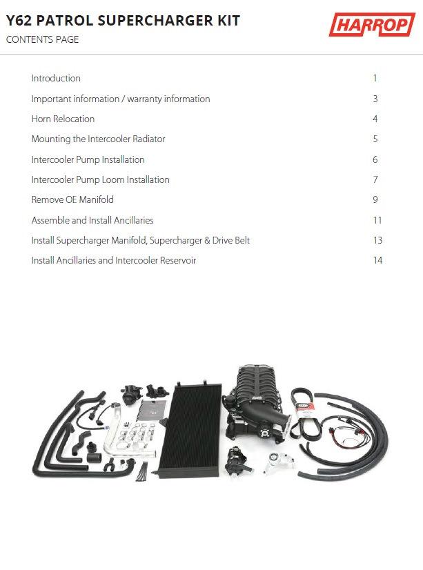 Инструкция по установке компрессора Harrop 550 л с  — Nissan