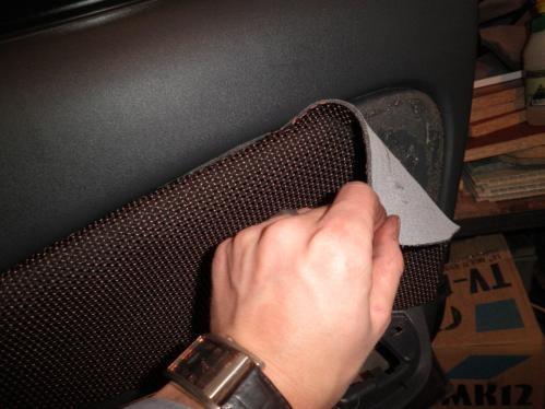 Ткань для перетяжки авто