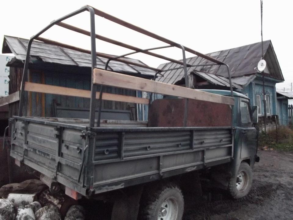 Деревянный кузов на уаз головастик своими руками