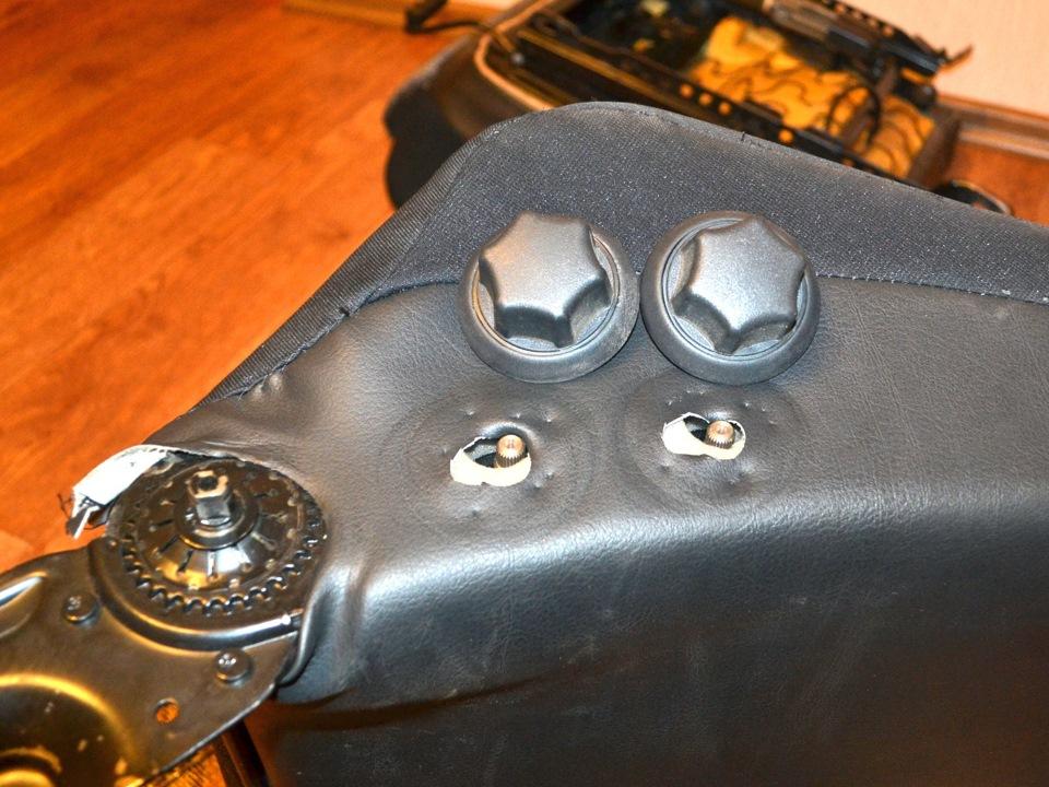 поставить другие кнопки подогрева сидений на опель