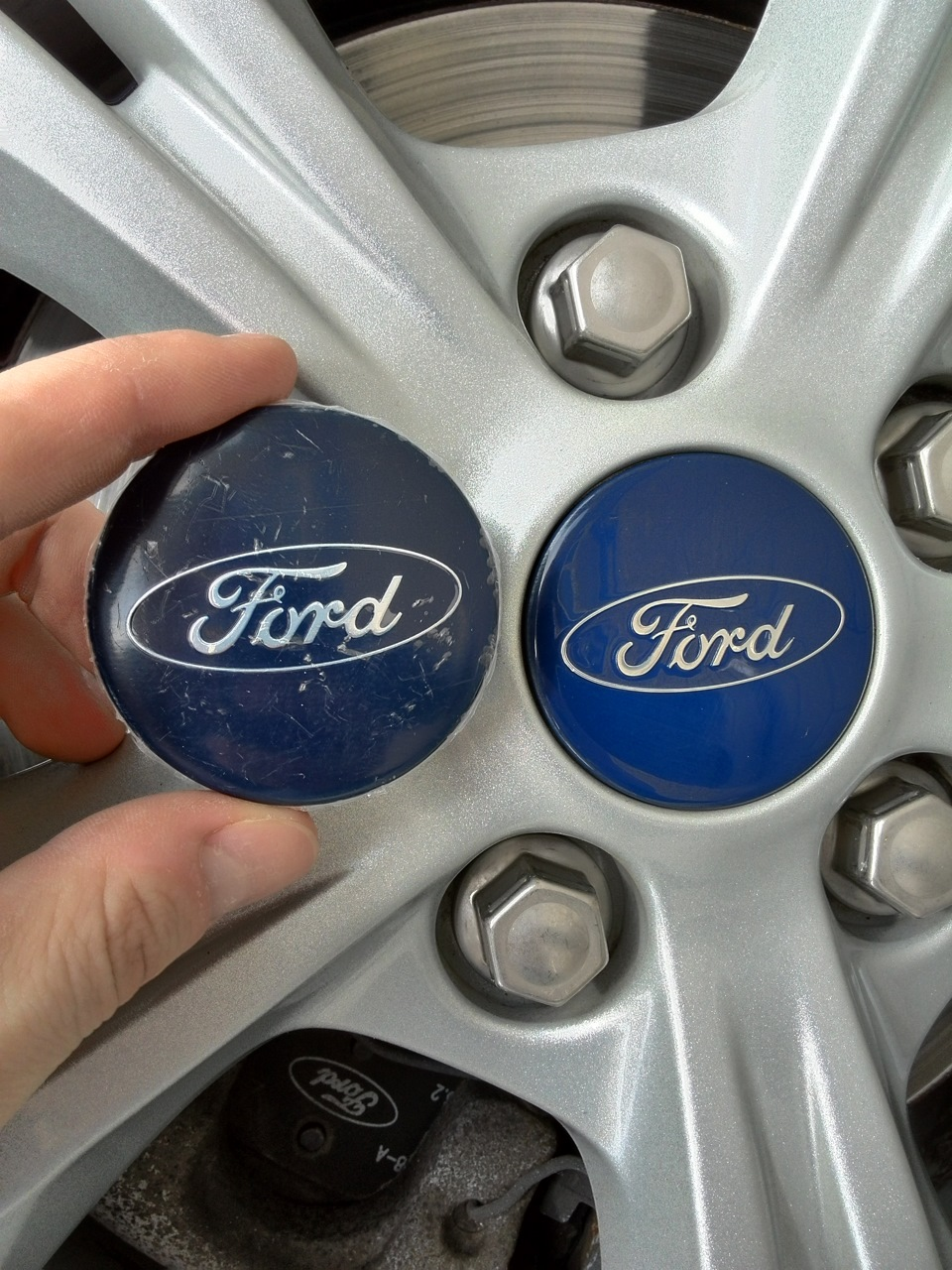 купить колпачки для форд фокус герой