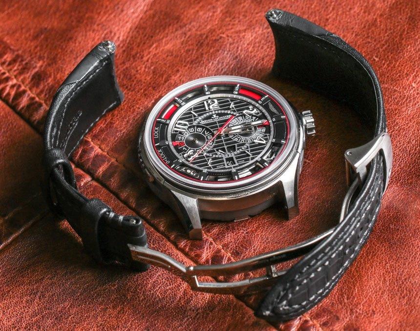 Aston Martin получили часы от  Jaeger-LeCoultre