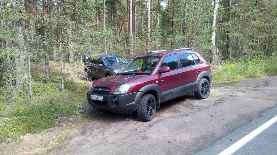 2004 hyundai tucson sports automatic