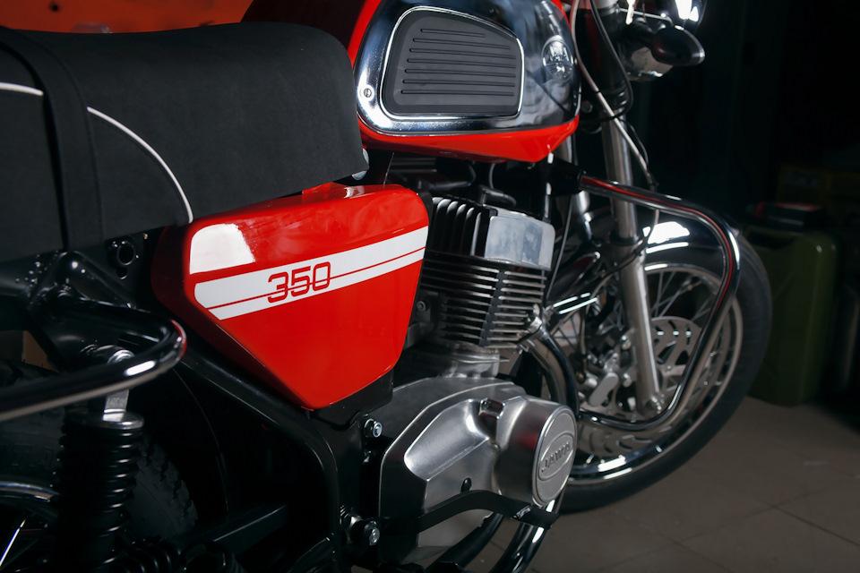 Jawa 350 Replica