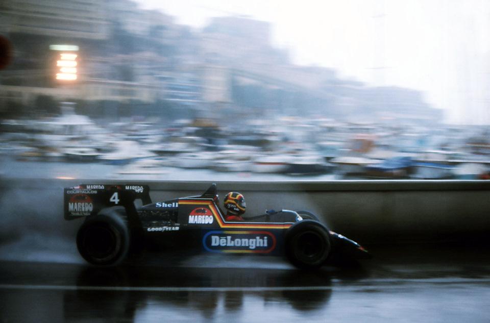 На Гран-при Монако, где Белофф чуть не обставил Сенну и Проста, Tyrrell 012 без проблем прошел дополнительную техпроверку для призеров. В дальнейшем этот факт только еще сильнее запутает расследование…