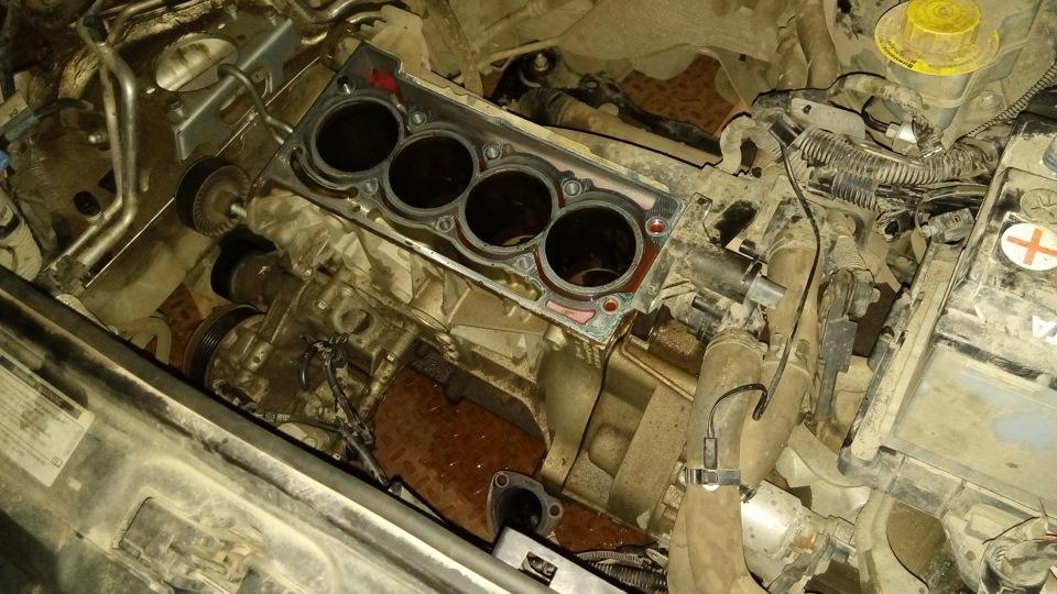 Ремонт двигателя фольксваген поло седан