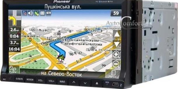 PI-803. GPS-антенна