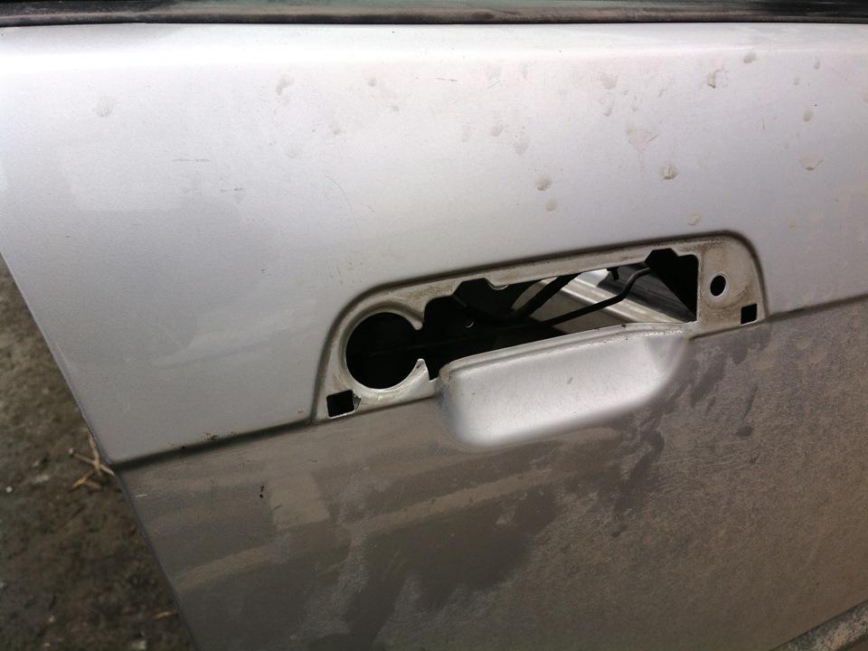 BMW e39 как снять дверные ручки