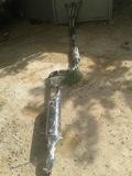 Кардан навесного обор. 6*8 шлицов дл. 1000*1500 (трубчатое.