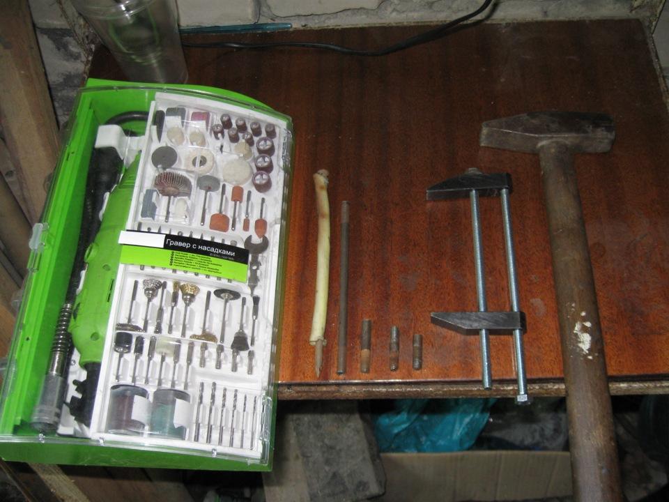 Фото №2 - ремонт петель дверей ВАЗ 2110