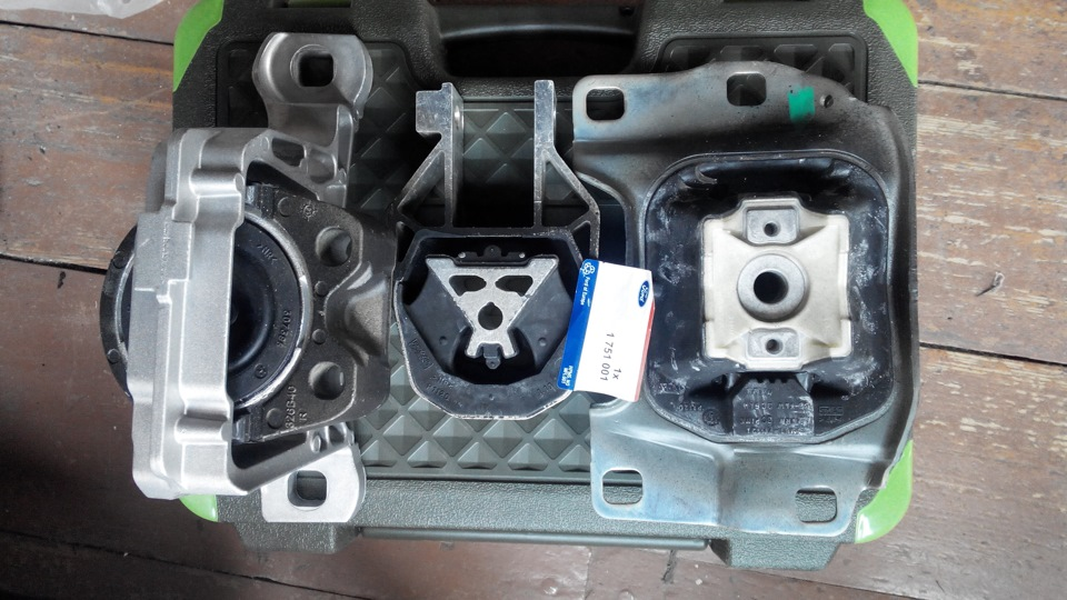 Номер подушки двигателя на форд фокус 2