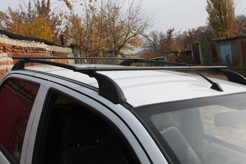 Багажник на крышу матиза своими руками 58