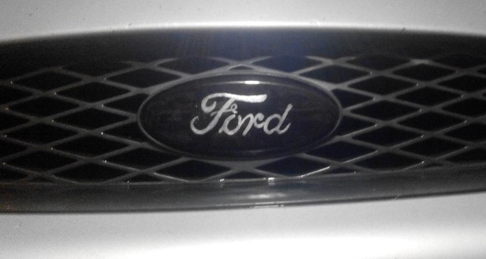 восстановить облезлую эмблему на ford galaxy