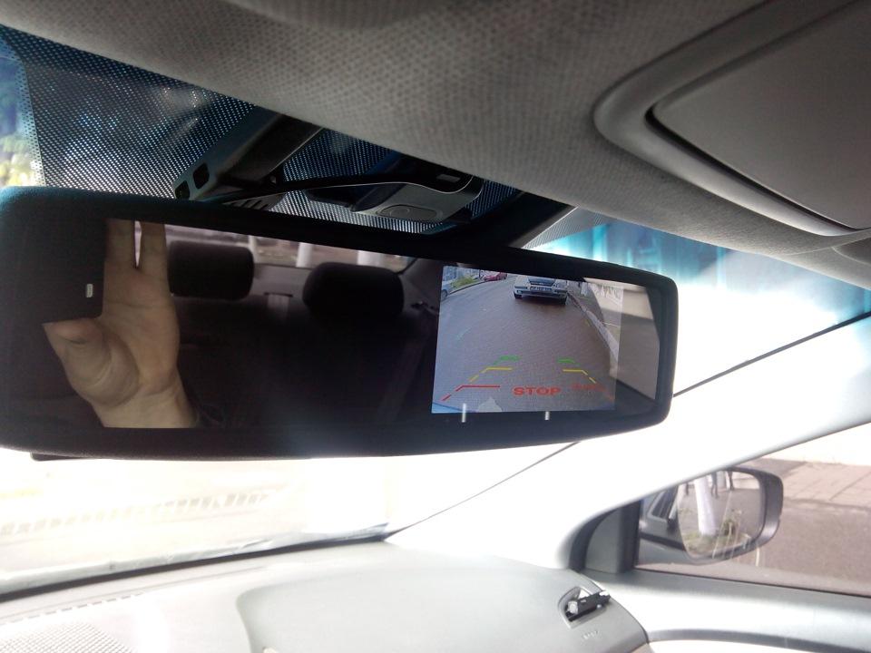 Как установить зеркало регистратор на элантру рейтинг бюджетных видеорегистраторы автомобильные