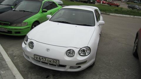 Toyota Селика ст 202 #8