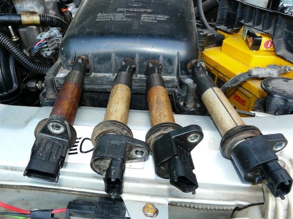 Фото №9 - ВАЗ 2110 16 клапанов двигатель 1 6 датчик детонации