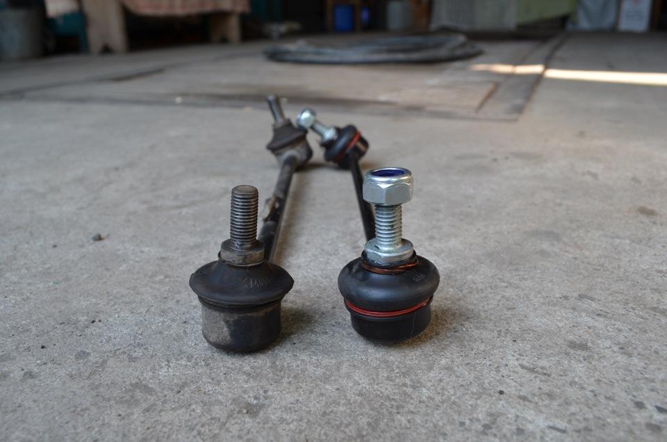 Фото № 775 Стойка стабилизатора рено твинго на geely ck