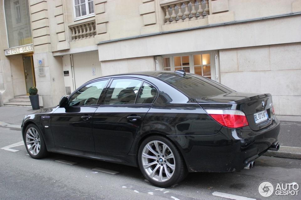 Выбор дисков на БМВ Е60 был не прост — бортжурнал BMW 5 ...