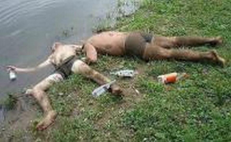 фото пьяных рыбаков