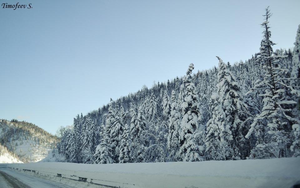 -35 прошлая зима: