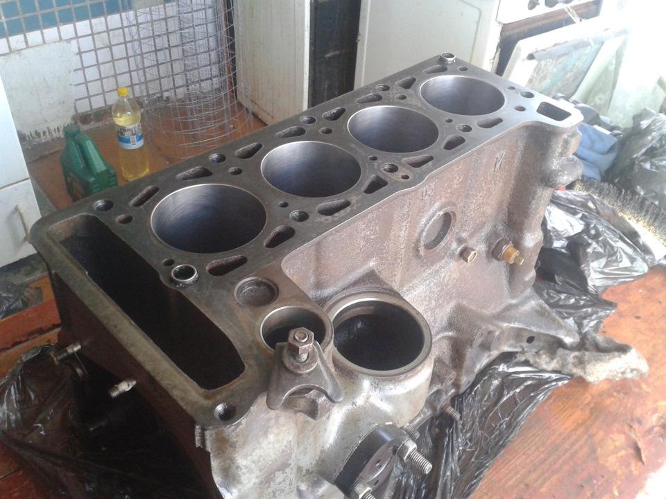 Как перебрать двигатель 2107