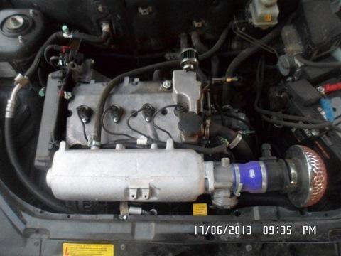 Приора доработка двигателя