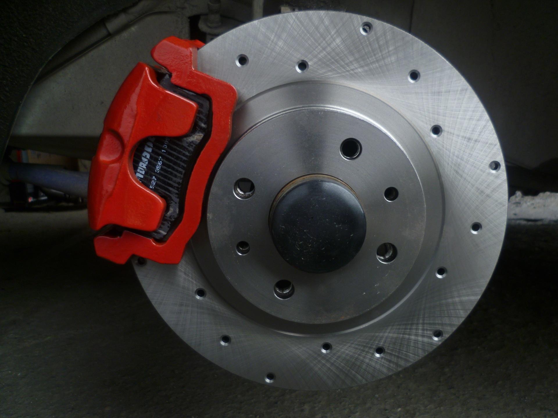 Фото №37 - ВАЗ 2110 греется тормозной диск