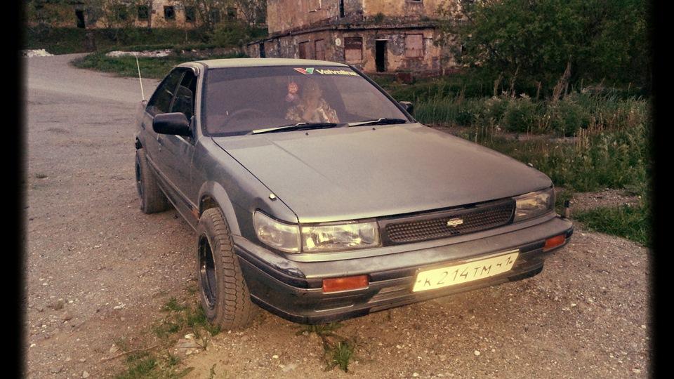 nissan bluebird 2 отзывы 1990