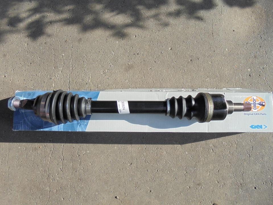 сальник приводного вала peugeot 307