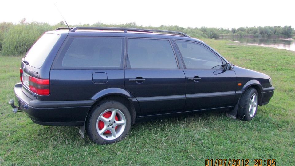 Volkswagen Passat 1 9tdi Caravan Drive2